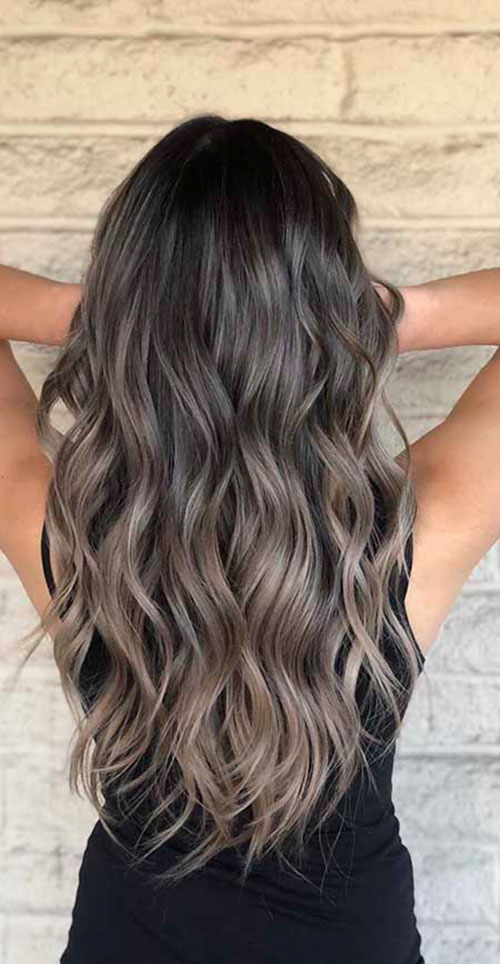 Long Hair Color Ideas 2020 Archives The Best Long Hairstyle And Haircut Ideas