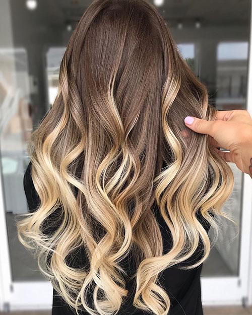 Long And Wavy Hair