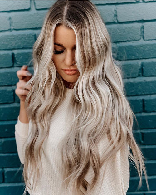 Long hair and women 50 NEW
