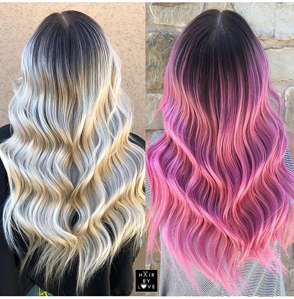 20 Long Pink Hair Color Ideas Trending Right Now The Best Long Hairstyle And Haircut Ideas