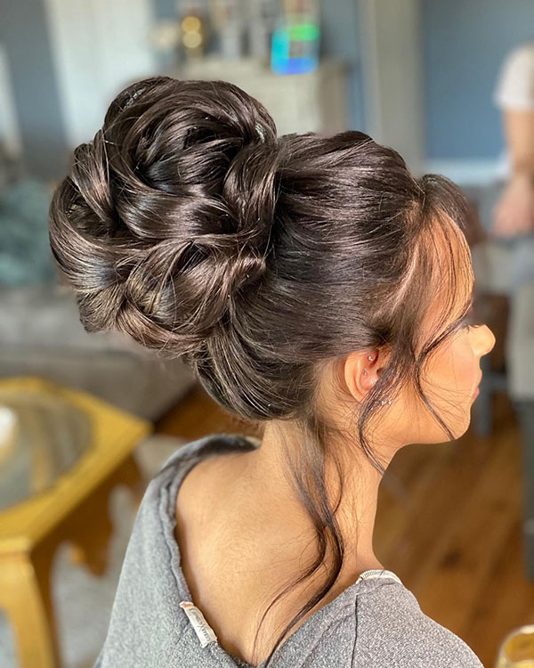 Updo Styles For Long Hair