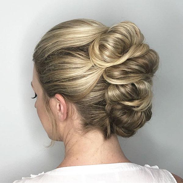 Updo Ideas For Long Hair