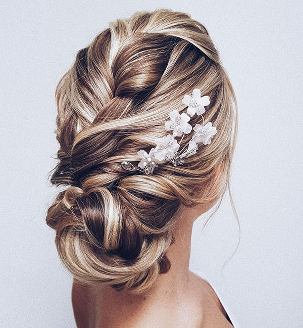 Wedding Hairstyles For Long Hair Updo