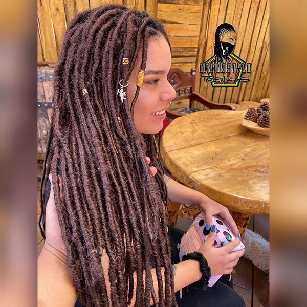 Dreadlock Hair Ideas For Long Hair