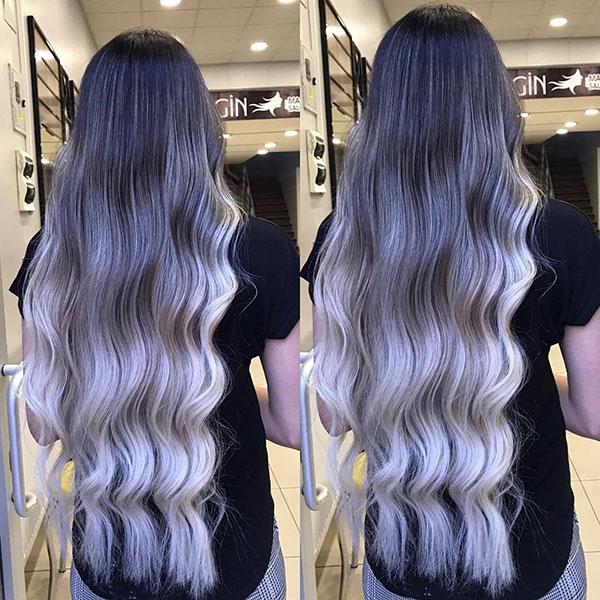 Ombre Long Hair