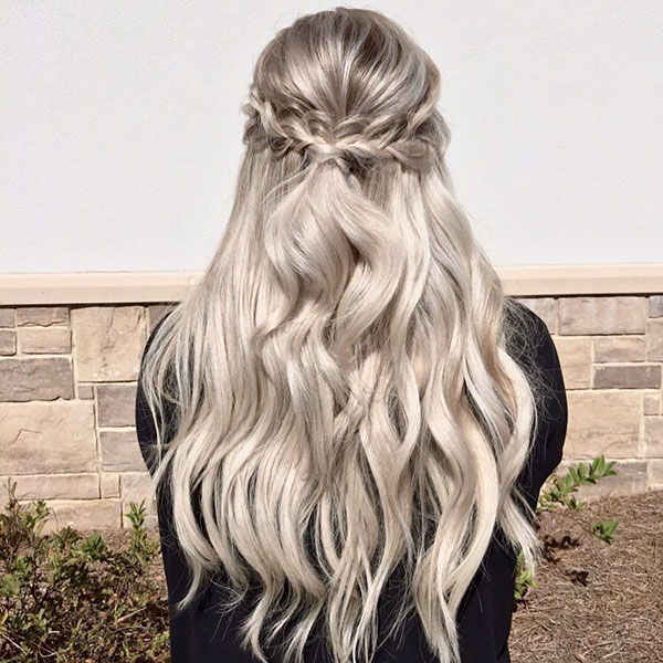 Long Blonde Hairstyles 2020
