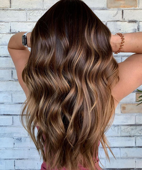 Balayage Long Hair