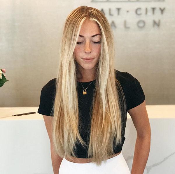 Long Hair Ideas For Ladies