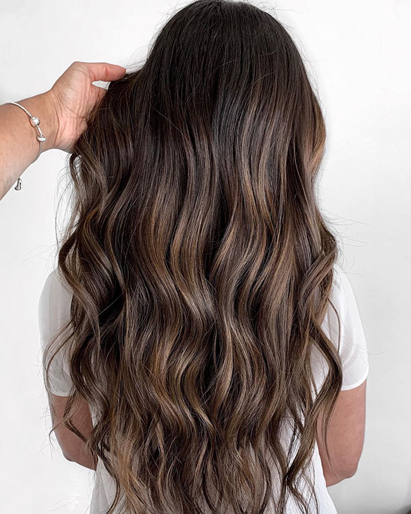 Haircuts For Long Brown Hair
