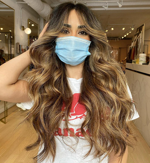 Balayage Hairstyles For Long Hair