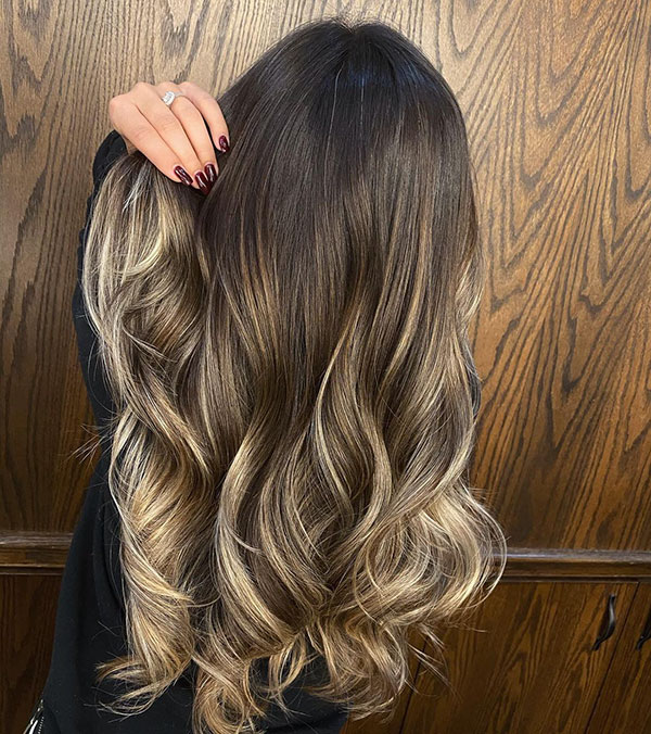 Best Haircuts For Long Wavy Hair