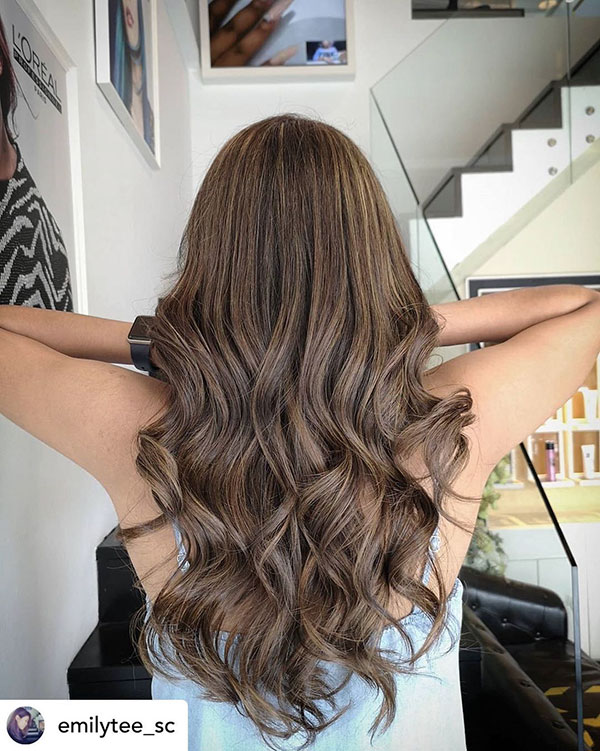 Pictures Of Long Layered Haircuts
