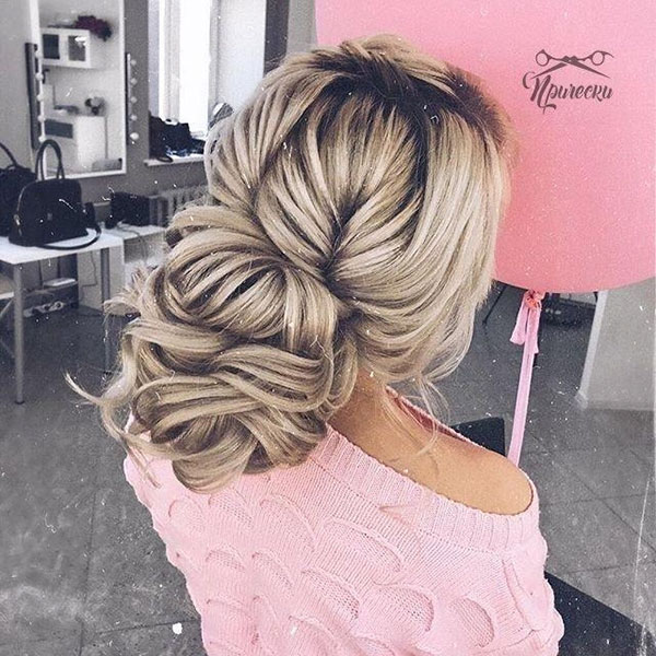 Bridesmaid Hair Ideas For Long Hair