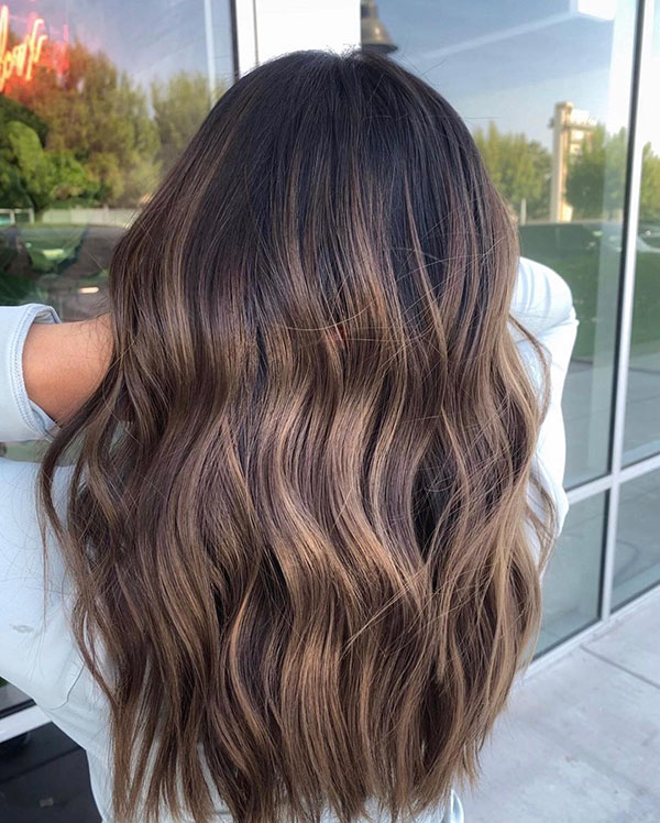 Ideas For Long Brown Hair