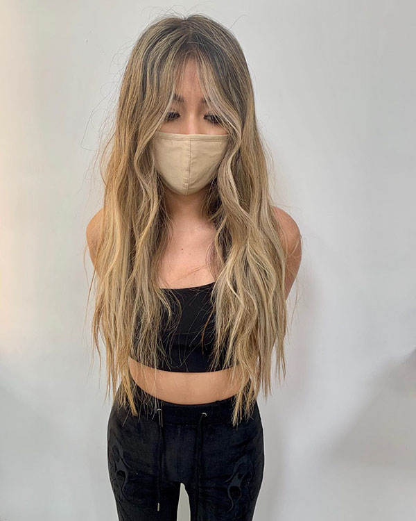 Ladies Long Haircuts