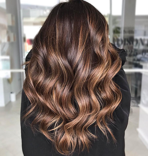 Balayage Long Hairstyles 2021