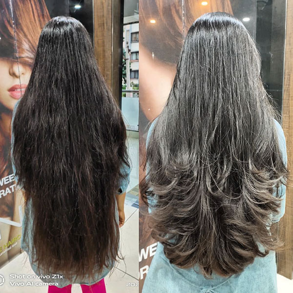 Long Layered Hairstyles 2021