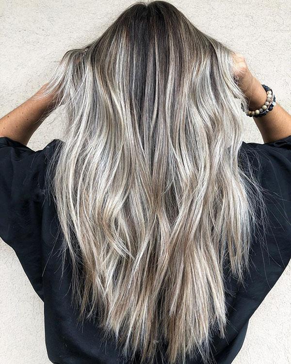 Ladies Long Hairstyles