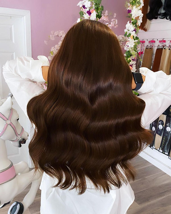 Pictures Of Long Brown Hair