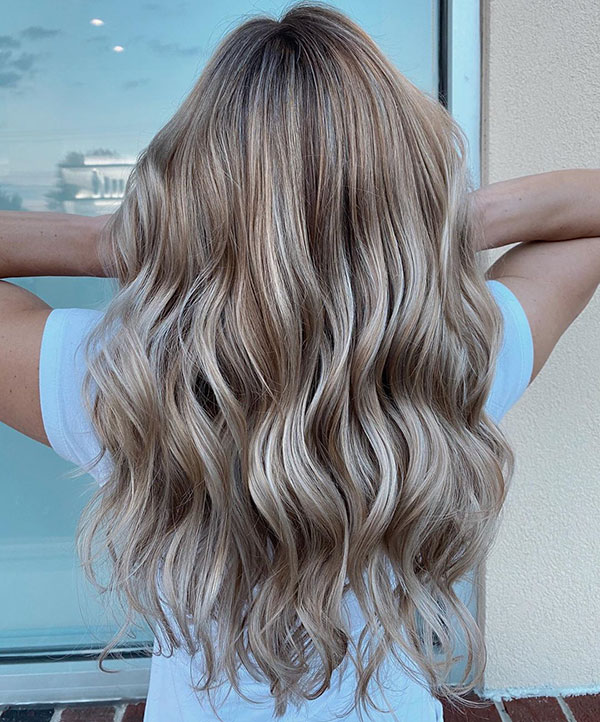 Wavy Long Hair